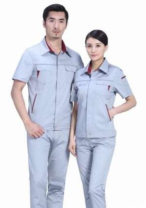 工厂在定制制服时的疑问,防静电工作服有短袖的吗?